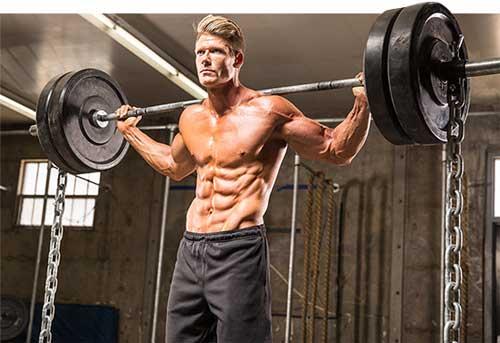 La combinación de proteína de whey y leucina aumenta la síntesis de proteína antes y después del entrenamiento